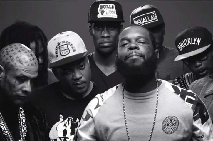 Statik Selektah ft. Young M.A, Smif-N-Wessun & Buckshot – Murder Game