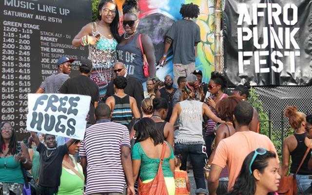Afropunk Festival Brooklyn