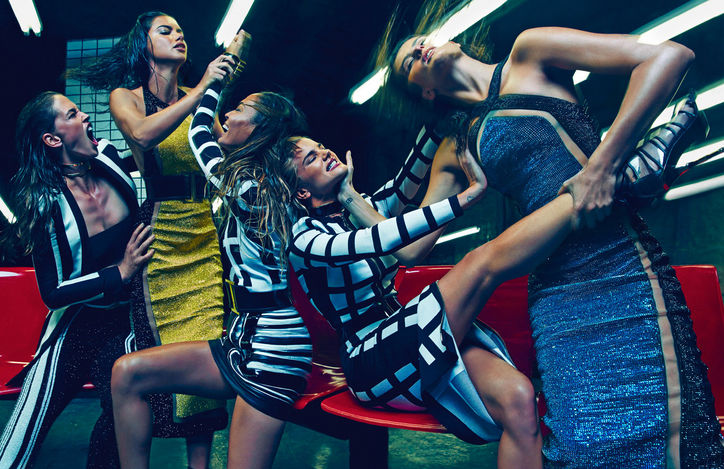 Kids' Reactions to High Fashion Ad Campaigns by Alexander Wang, Balmain and Marc Jacobs