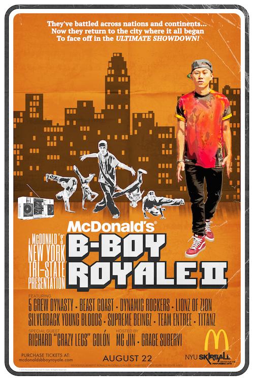 McDonald's B-Boy Royale II