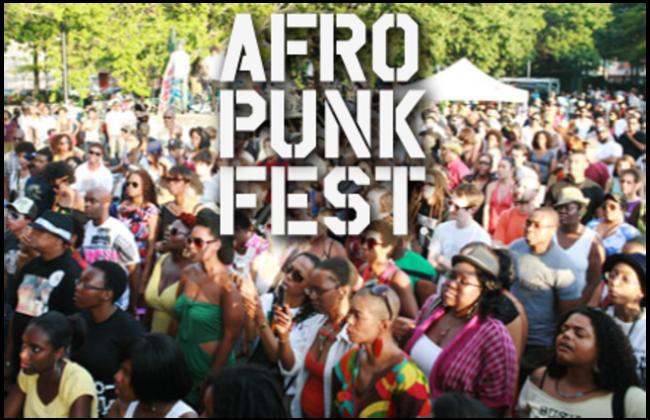 AFRO PUNK - NYC RECAP PHOTOS AND VIDEOS