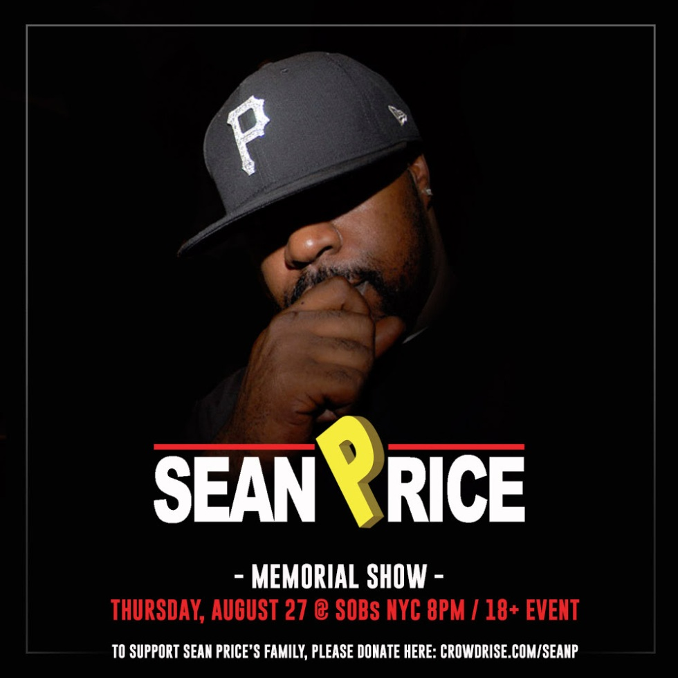Come Out For the Sean Price Memorial Show