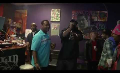 Tragedy Khadafi ft. Sean Price, Large Professor, Royal Flush & Starvin B