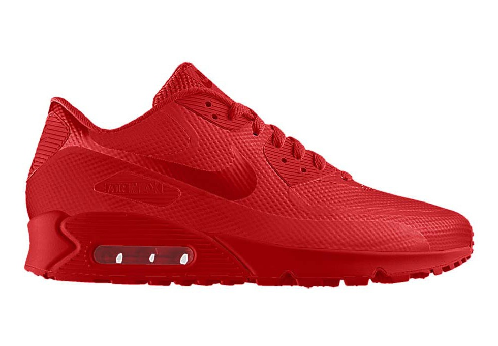 All-Red Air Maxes Are Now Here