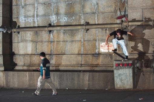 Bronze 56k x HUF 2015 Fall/Winter Lookbook #2