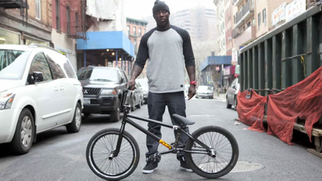 Nigel Sylvester Launches New 'GO!' Series