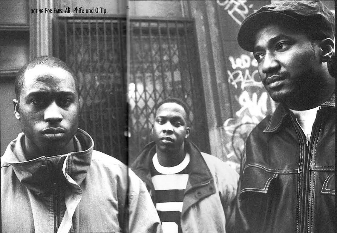 A Tribe Called Quest to Reissue Debut Album in November