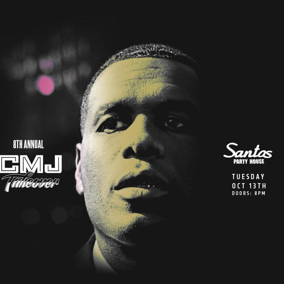 8th ANNUAL CMJ TAKEOVER featuring JAY ELECTRONICA