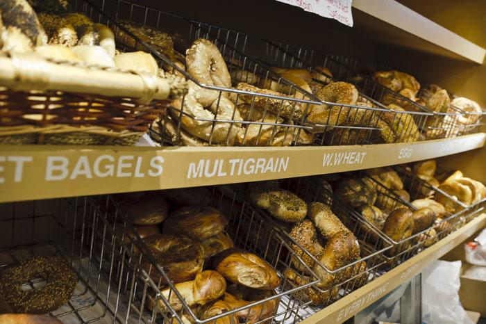New York City's 5 Best Places For Bagels