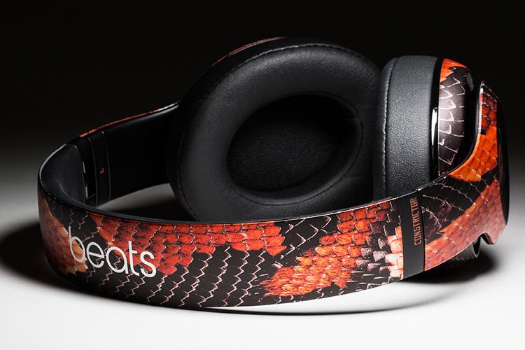 ColorWare Beats Wireless Constrictor Headphones