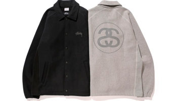 fc4780841b0cc Stussy x Champion Japan 2015 Fall Winter Windstopper Coach Jacket