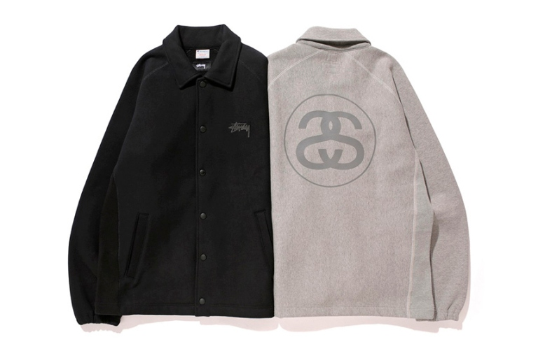 Stussy x Champion Japan 2015 Fall/Winter Windstopper Coach Jacket