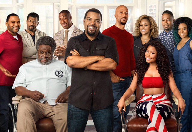 Movies, Videos, Nicki Minaj, film, Ice Cube, Trailers, Barbershop, Barbershop: The Next Cut
