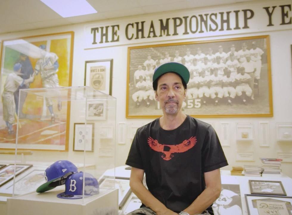 Futura & New Era Celebrate the Brooklyn Dodgers' 1955 World Series Championship