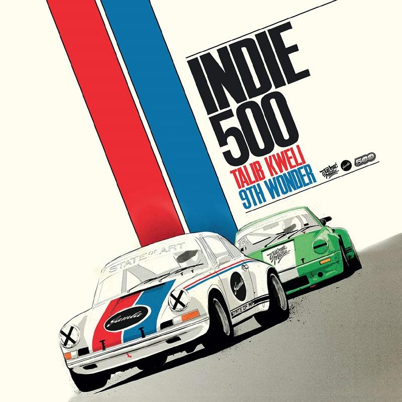 Talib Kweli & 9th Wonder – Indie 500 (Album Stream)