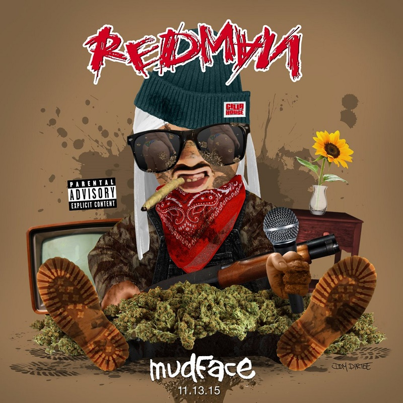 Redman – Mudface (Album Stream)
