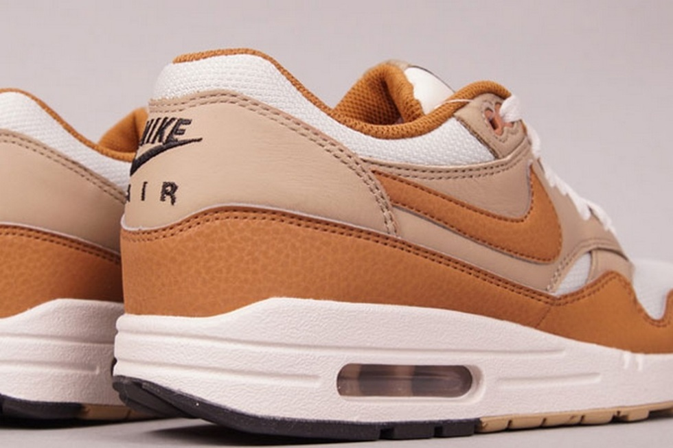 "GO NUTS WITH THE NIKE AIR MAX 1 ""ACORN"""