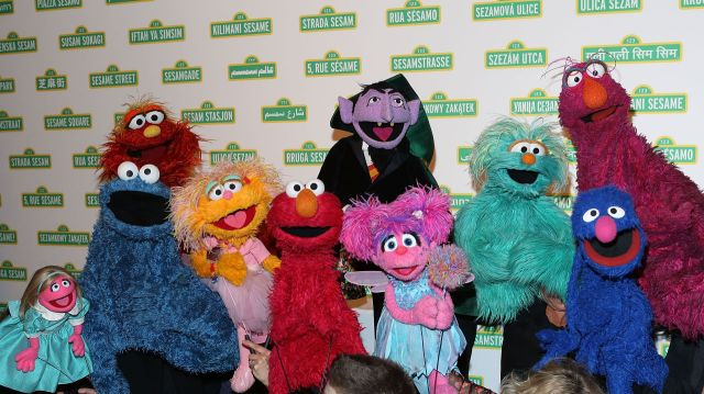 The First Trailer for Sesame Street on HBO