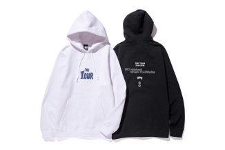 "fragment design x Stüssy 2015-2016 ""THE TOUR"" Merchandise"
