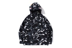 Highsnobiety Search BAPE City Camo Shark Snowboard Jacket