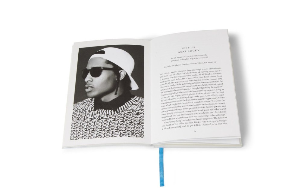 MR PORTER PAPERBACK Volume Two: The Manual For A Stylish Life