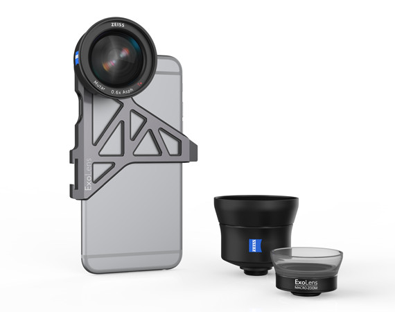 ZEISS SET TO LAUNCH NEW LENSES FOR THE IPHONE