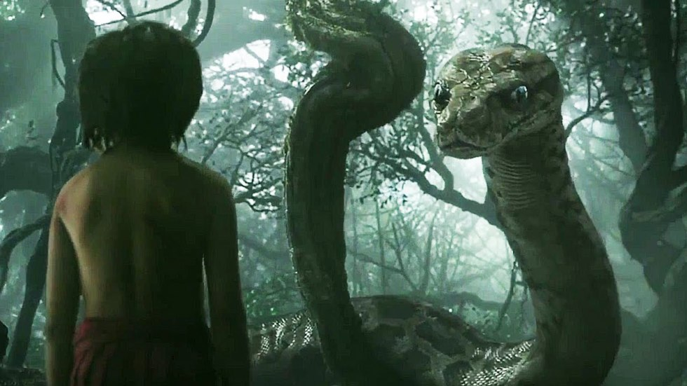 The Latest Trailer for 'The Jungle Book'