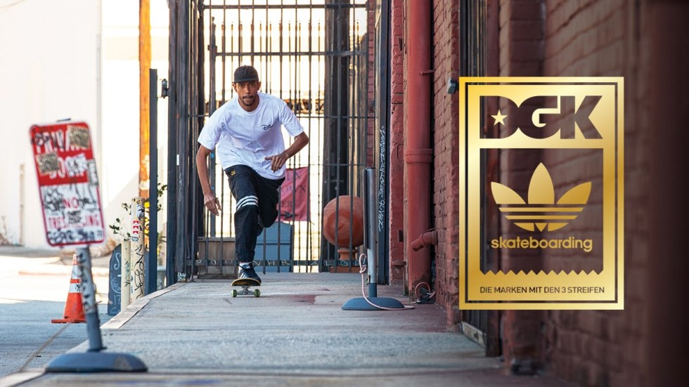 DGK Celebrates its adidas Collab