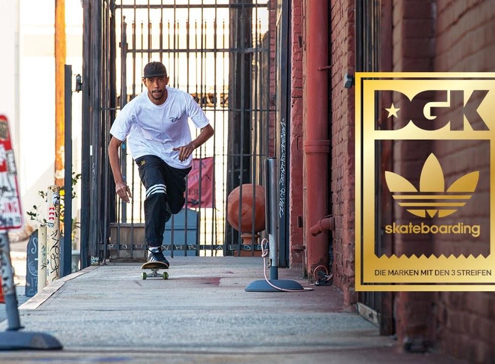DGK Celebrates its adidas Collab