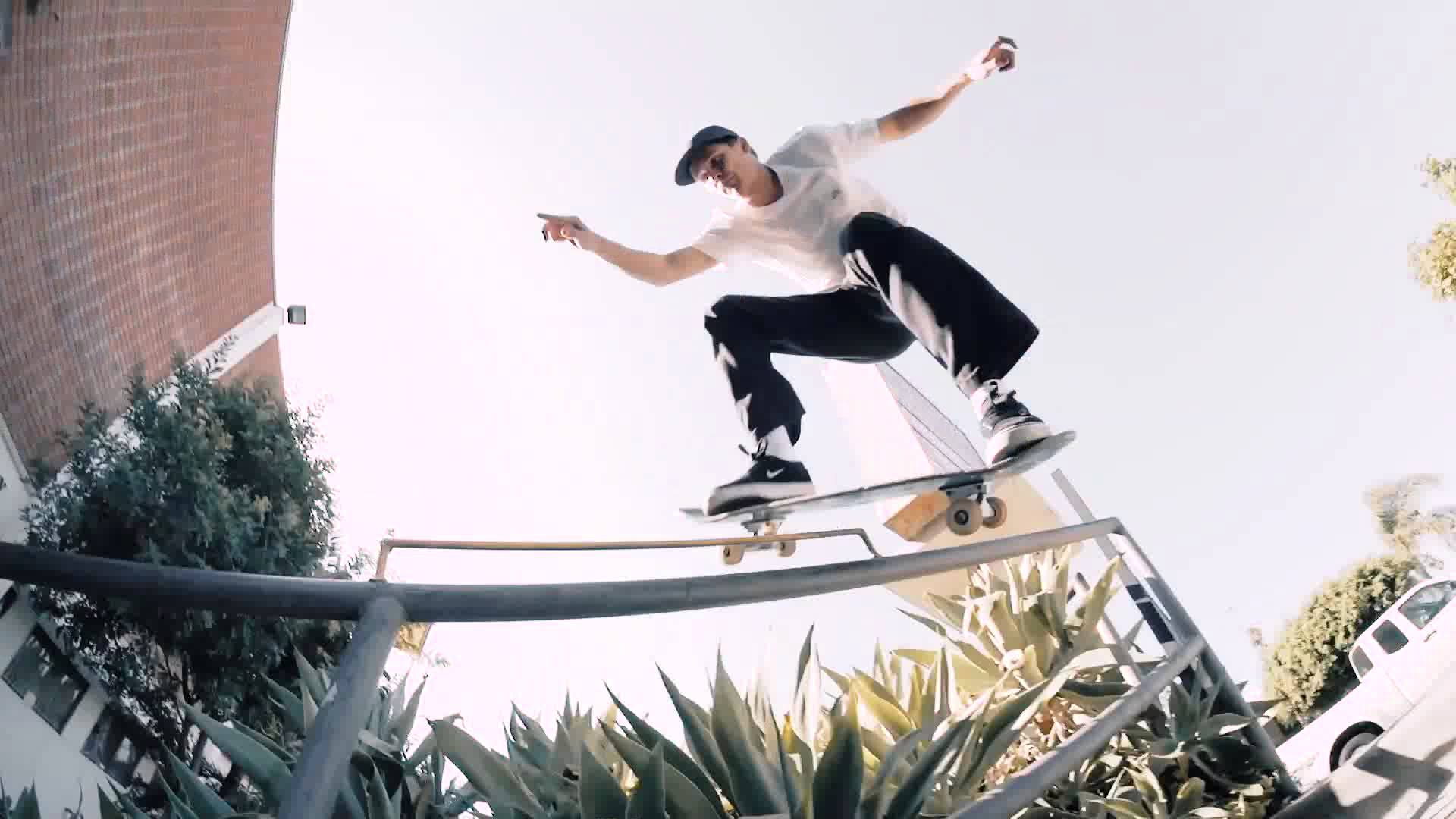 Eric Koston's Part From Nike SB 'The Chronicles: Vol. 3'