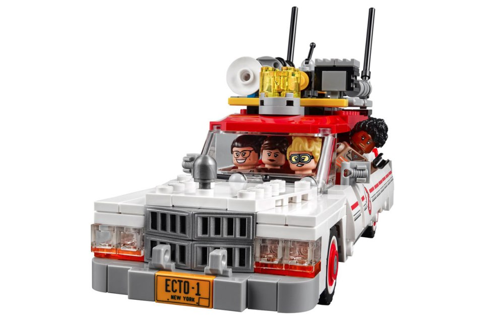The New 'Ghostbusters' LEGO Set