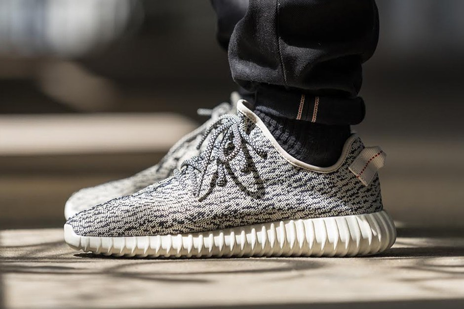 """the latest ca408 53651 adidas Restocking the Yeezy Boost 350 In """"Turtle Dove """" – TheDropnyc"""