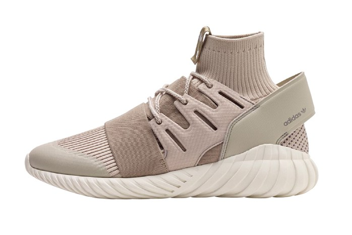 Look For This Gray adidas Tubular Doom Primeknit At Retailers