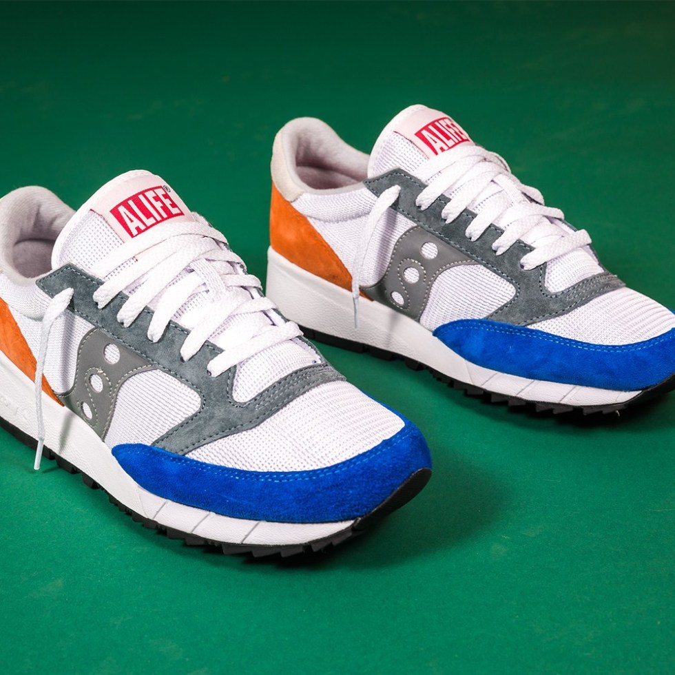 ALIFE Saucony Jazz '91 Spring 2016 Collab