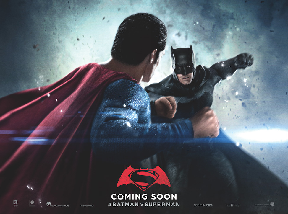 'Batman v Superman' International Trailer