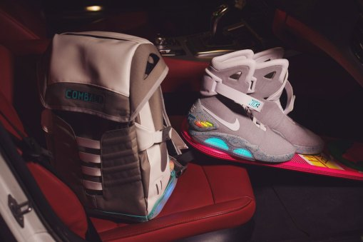 The COMBACK to the Future Backpack