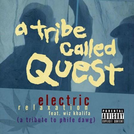Wiz Khalifa – Electric Relaxation (Remix)