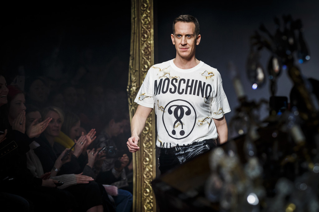 Jeremy Scott's Extravagant Fashion Shows
