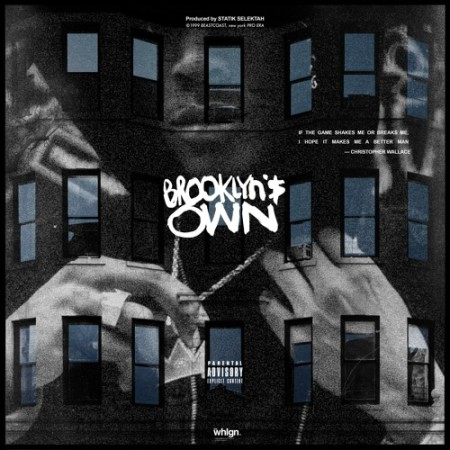 Joey Bada$$ – Brooklyn's Own (Prod. by Statik Selektah)