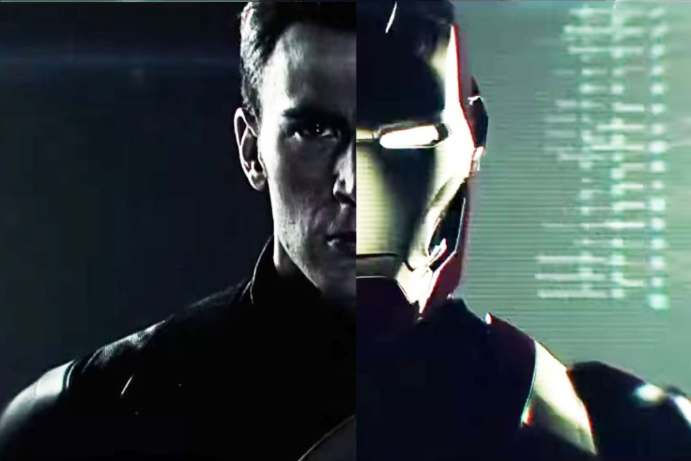 Marvel 'Civil War' Trailer With Team Cap vs. Team Iron Man