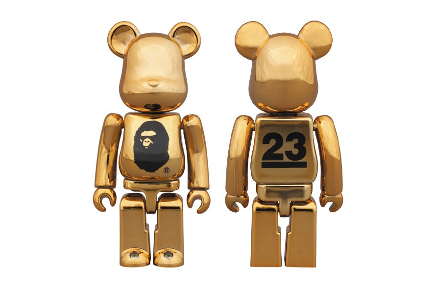 Medicom Toy is Celebrating NOWHERE / A Bathing Ape's 23rd Anniversary