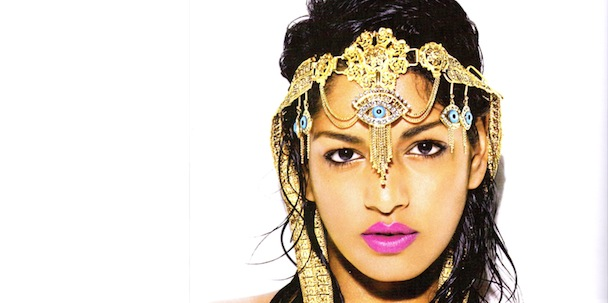 Two New Tracks M.I.A. Just Dropped