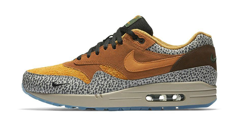 "NEXT WEEK THE NIKE AIR MAX 1 ""SAFARI"" DROPS"
