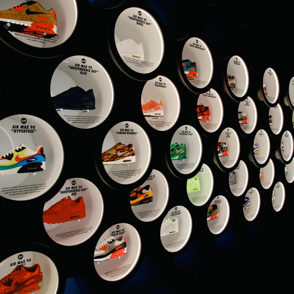 A LOOK INSIDE AIR MAX CON NYC
