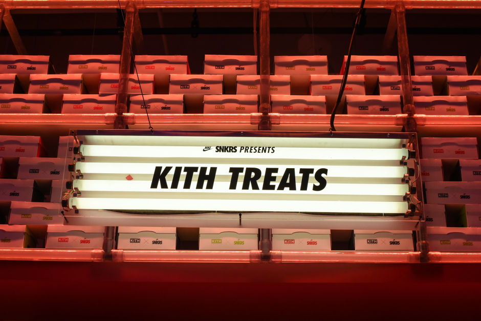 KITH TREATS FOR NIKE AIR MAX CON NYC