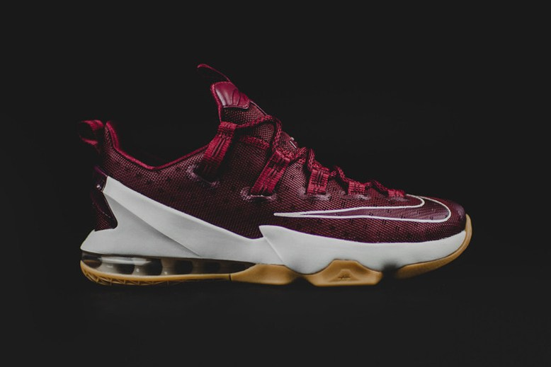 "Nike LeBron 13 Low in ""Team Red"""