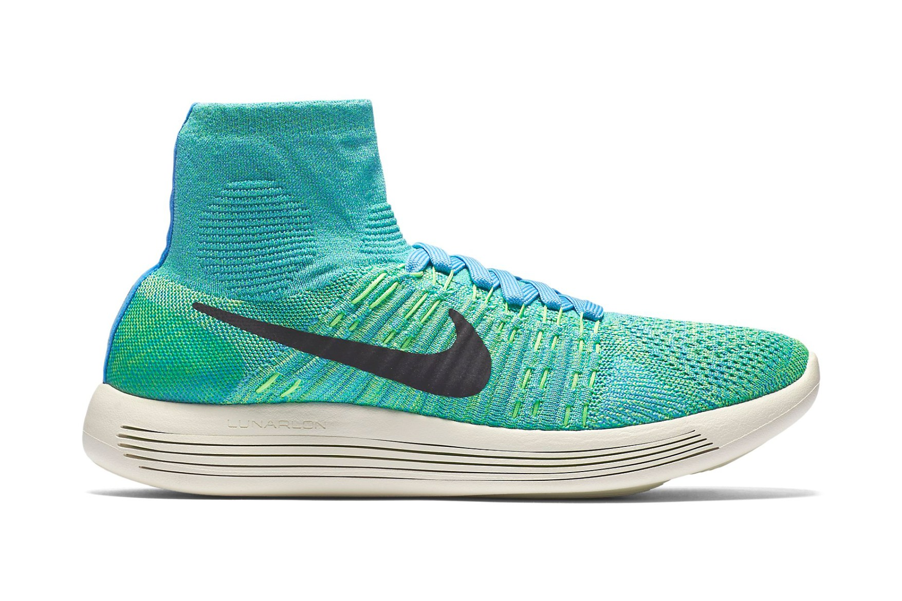The Nike LunarEpic Flyknit in a Rainbow of Colors