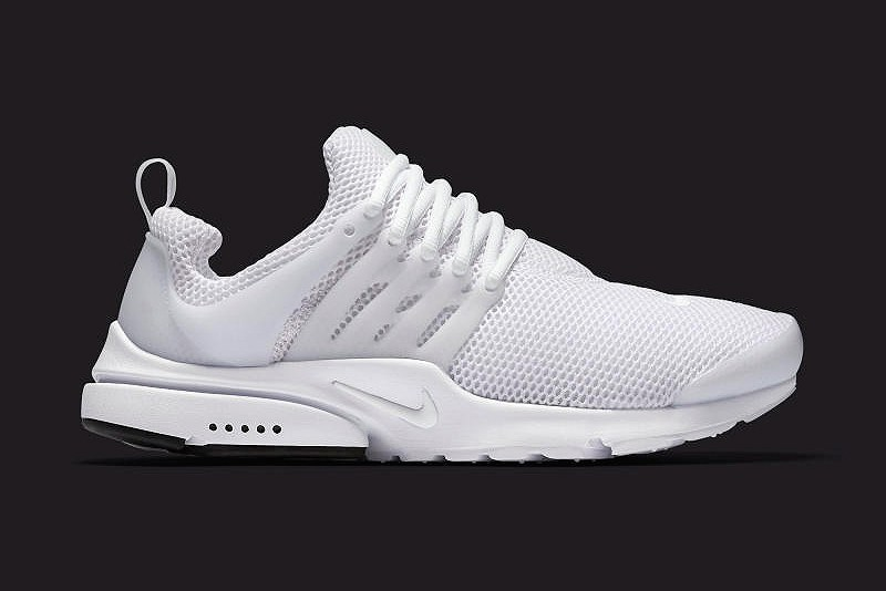 nouveau style 70131 1f033 Nike's Air Presto Goes All White – TheDropnyc