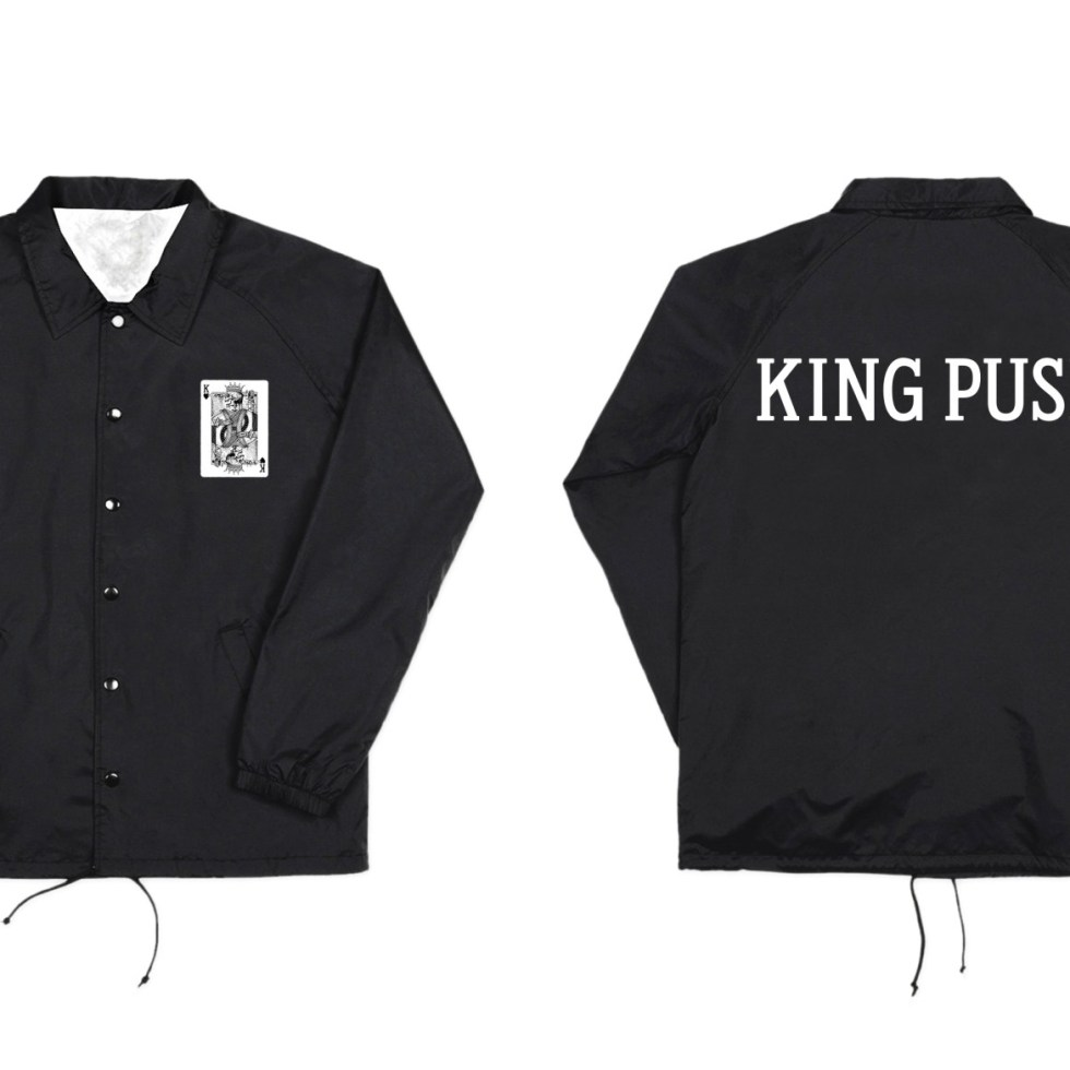 The Upcoming Pusha T 2016 Merch
