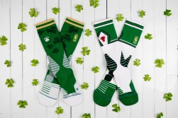 Stance & Just Don Link for NBA-Specific St. Patrick's Day Socks